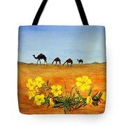 Saudi Arabian Desert Tote Bag