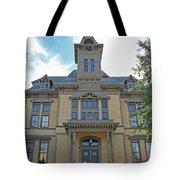Saugus Town Hall Tote Bag