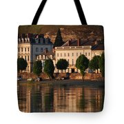 Saumur Reflected Tote Bag