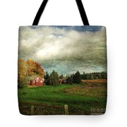 Sauvie Island Farm Tote Bag