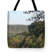 Savage Gulf Tennessee State Park Iv Tote Bag
