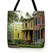 Savannah Architecture Tote Bag