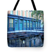 Savannah Blues Tote Bag