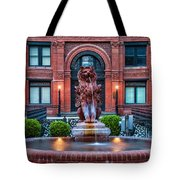 Savannah Cotton Exchange Savannah Georgia Tote Bag