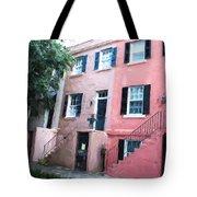 Savannah Georgia Shades Of Pink Tote Bag