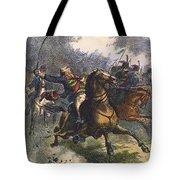 Savannah: Pulaski, 1779 Tote Bag