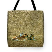 Savannah Queens Tote Bag