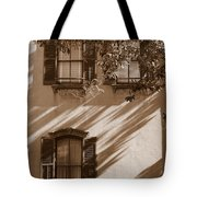 Savannah Sepia - Windows Tote Bag