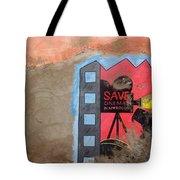 Save Cinema In Morocco Tote Bag