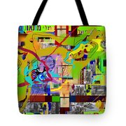 Save Me From Loving Money 4h Tote Bag