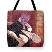 Save The Last Dance For Me Tote Bag