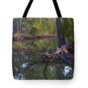 Save The Marsh Tote Bag