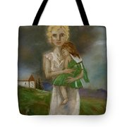 Saving Peggy Tote Bag