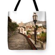 Savoca Italy Tote Bag