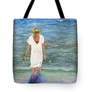 Savoring The Sea Tote Bag