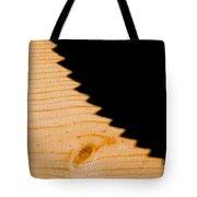 Saw Shadow Tote Bag by Stephan Pietzko