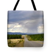 Sawmill Creek Road 2 Tote Bag