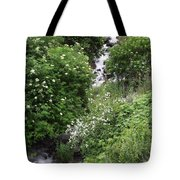 Sawpit Creek Tote Bag