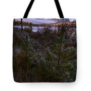 Sawtooth Mountain Tote Bag
