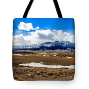 Sawtooth Ridge Tote Bag
