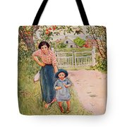 Say A Nice How Do You Do To Your Uncle Tote Bag