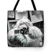 Say Abominable Tote Bag by Scott Wyatt