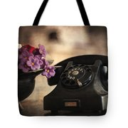 Say You Will... Tote Bag