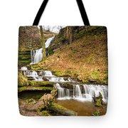 Scaleber Force Waterfall Tote Bag