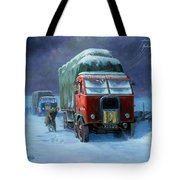 Scammell R8 Tote Bag by Mike  Jeffries