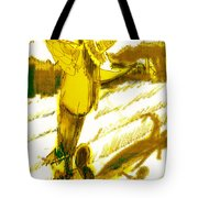 Scarecrow Babysitter Tote Bag