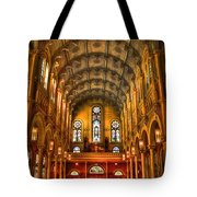 Sacred Heart Cultural Center 2 Tote Bag