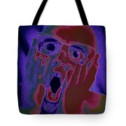 Scared Silly Tote Bag