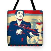 Scarface Tote Bag