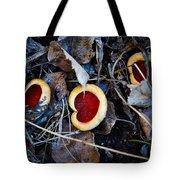 Scarlet Elfcup Tote Bag