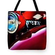 Mercury Coupe Tote Bag