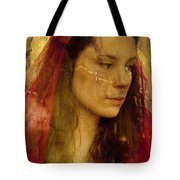 Scarred Tote Bag