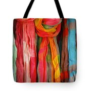 Scarves Tote Bag