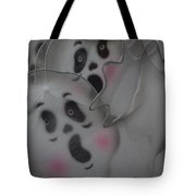 Scary Ghosts Tote Bag