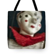 Scary Mary Tote Bag