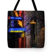 Scat Lounge Living Color Tote Bag
