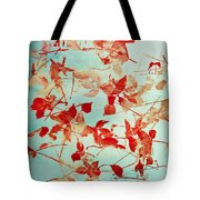 Scattered Impressions Tote Bag