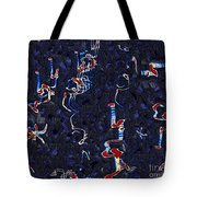 Scattered Thoughts Tote Bag