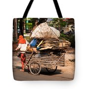 Scavenger Tote Bag by Rick Piper Photography