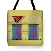 Colorful Doors In Antigua Tote Bag