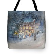 Scene From Jane Austens Emma Tote Bag