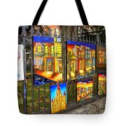 Scenes Of Nola Tote Bag