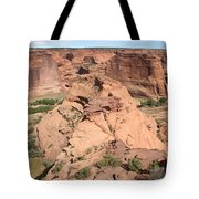 Scenic Canyon De Chelly  Tote Bag