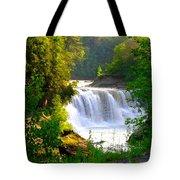 Scenic Falls Tote Bag