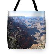 Scenic Grand Canyon Tote Bag
