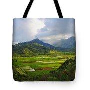 Scenic Kauai Tote Bag